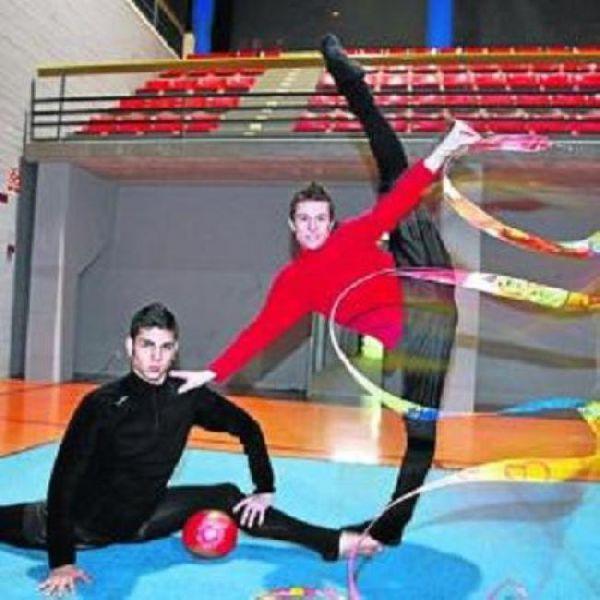Мужская художественная гимнастика