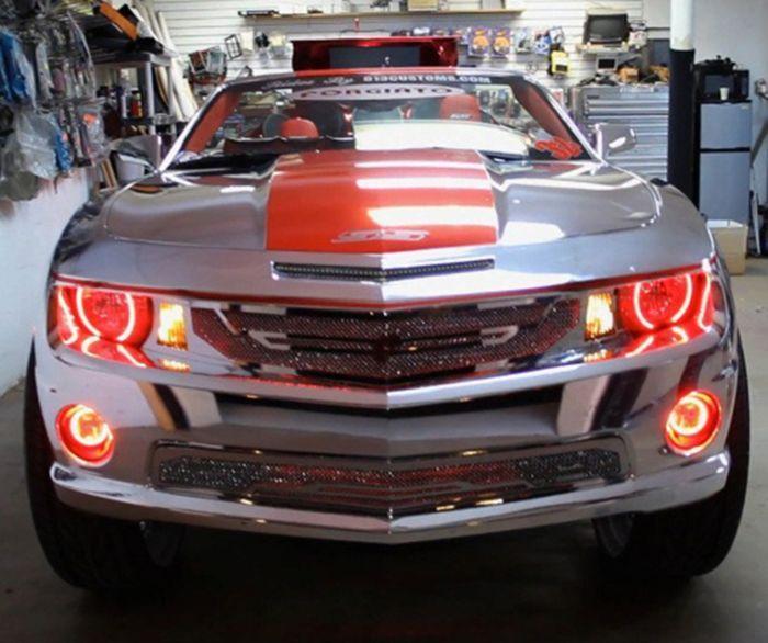 Гетто-тюнинг Chevrolet Camaro
