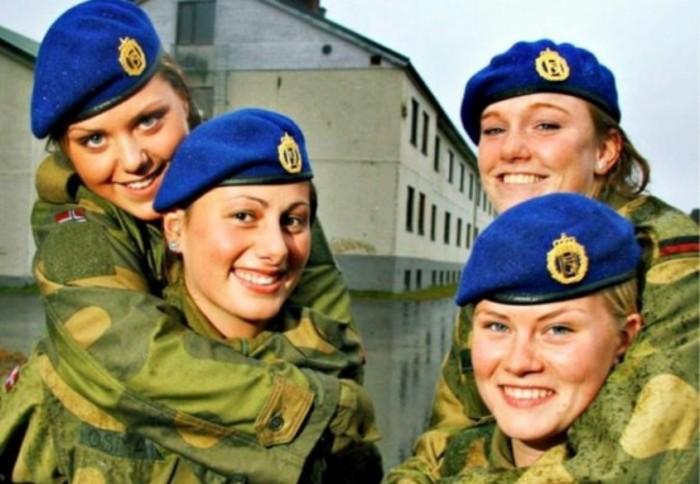 знакомства в норвегии женщины
