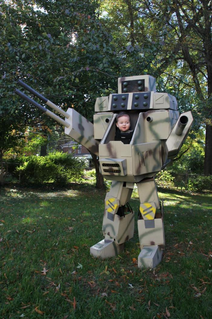 Как сделать костюм робота настоящий - Xaxatalka.ru