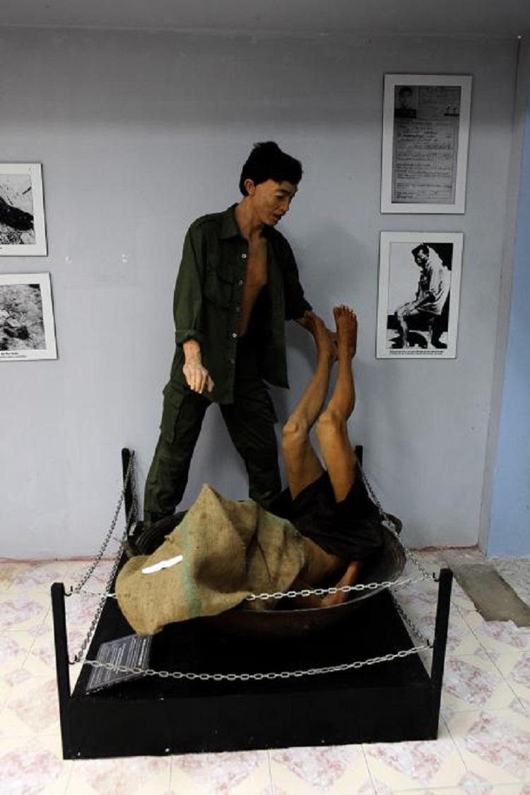 Пытки половых органов