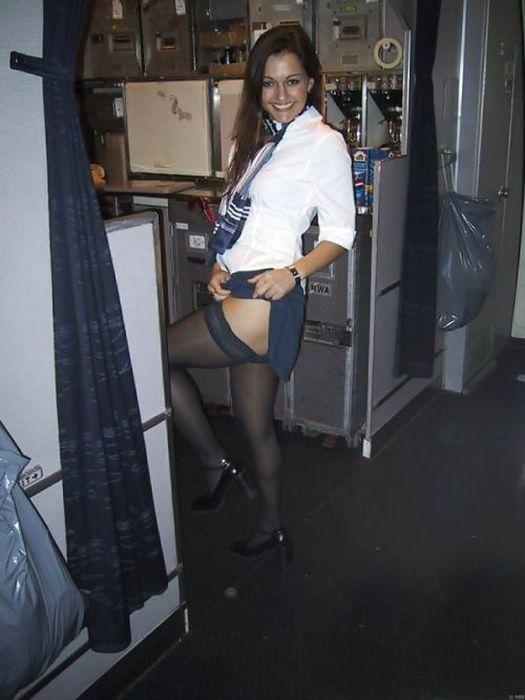 секс самолете фото