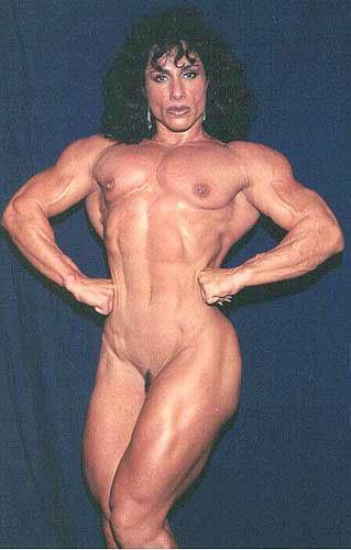 фото голых российских культуристок